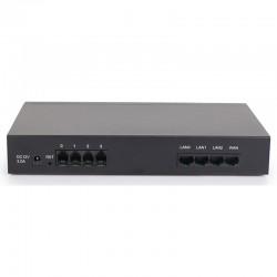Gateway DINSTAR de 4 puertos FX0