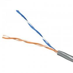 Cable de dos pares interior